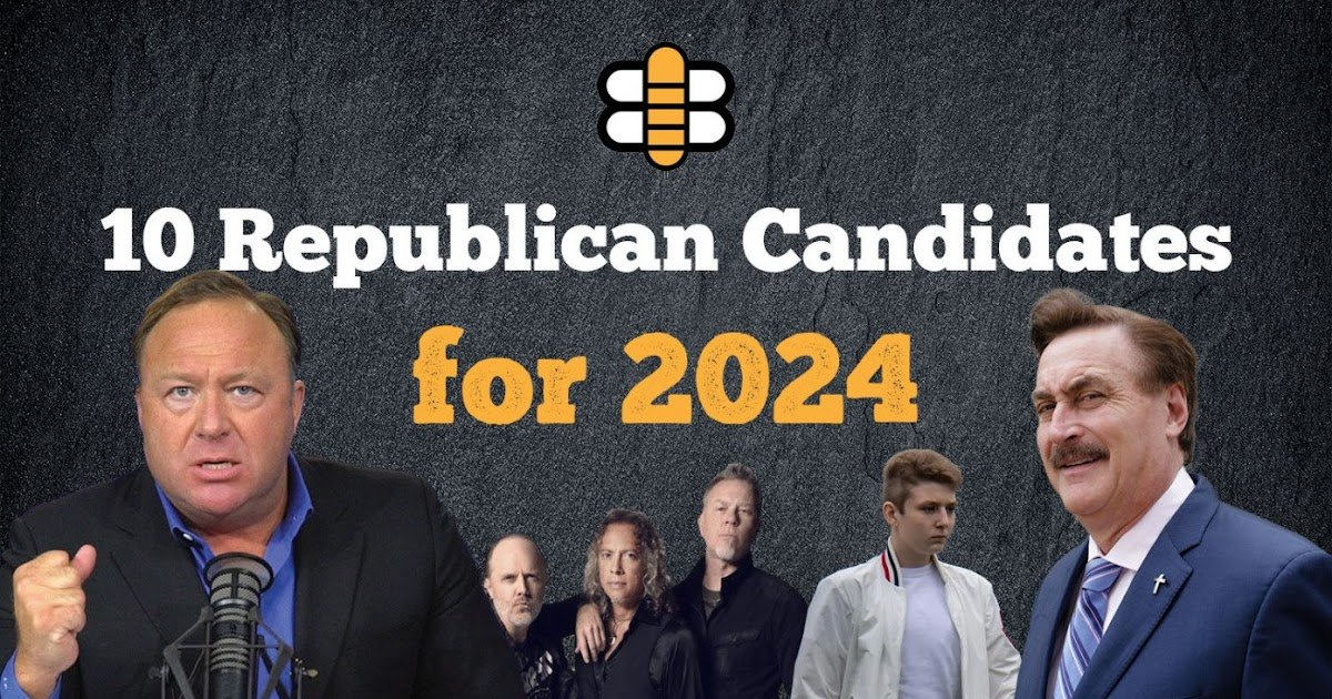 10 Promising Republican Candidates For 2024