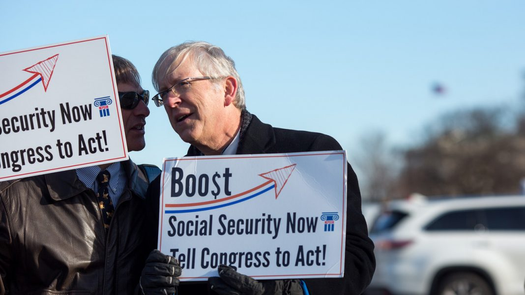 democrats and republicans agree on this social security
