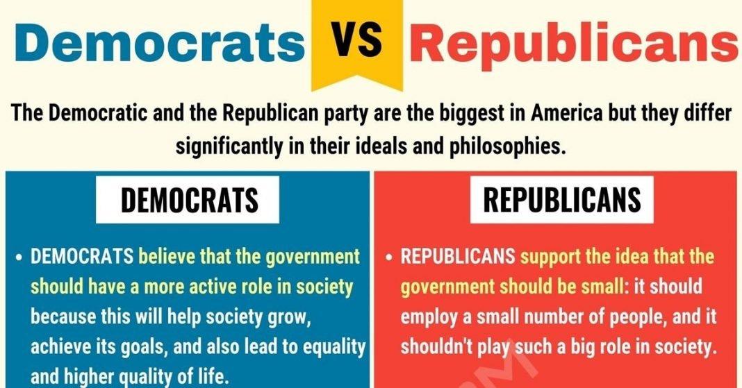 democrats vs republicans useful differences between