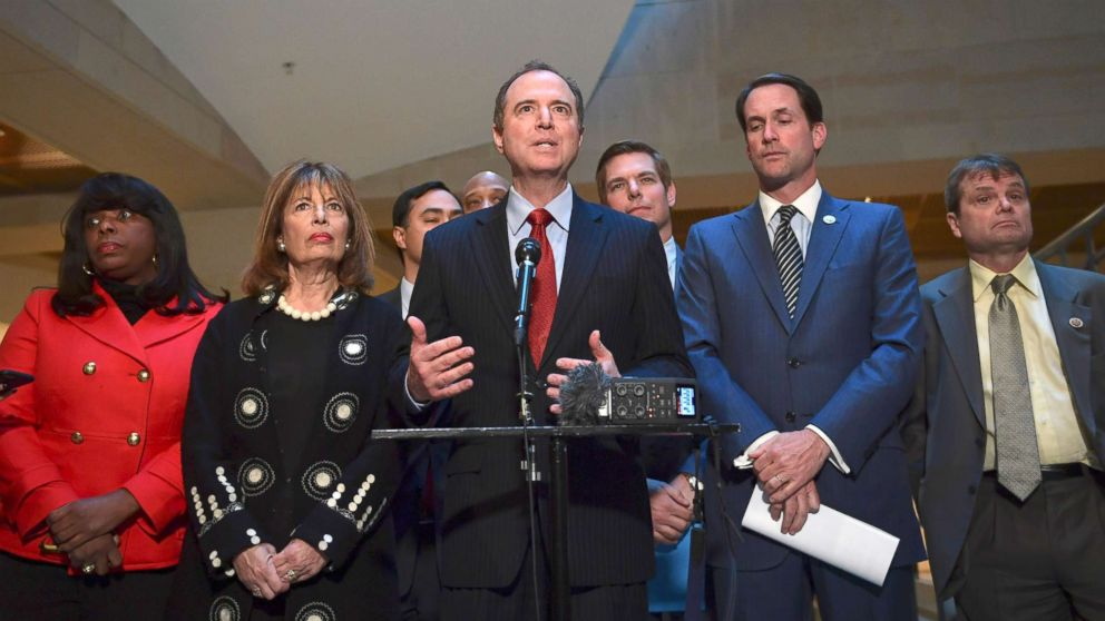 House Intel Committee votes to release GOP report finding ...
