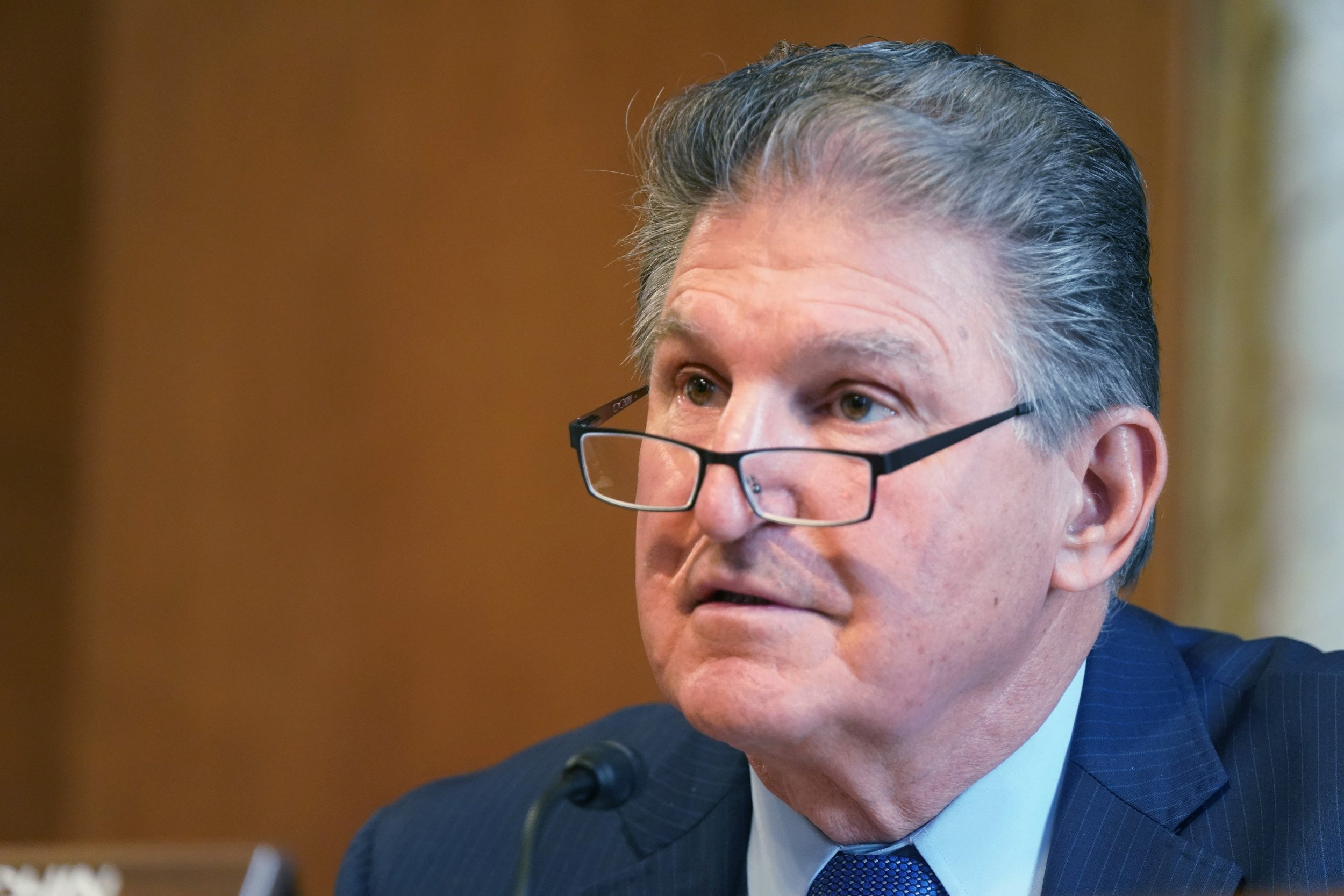 Joe Manchin Wants Republicans to Have More Say in Biden