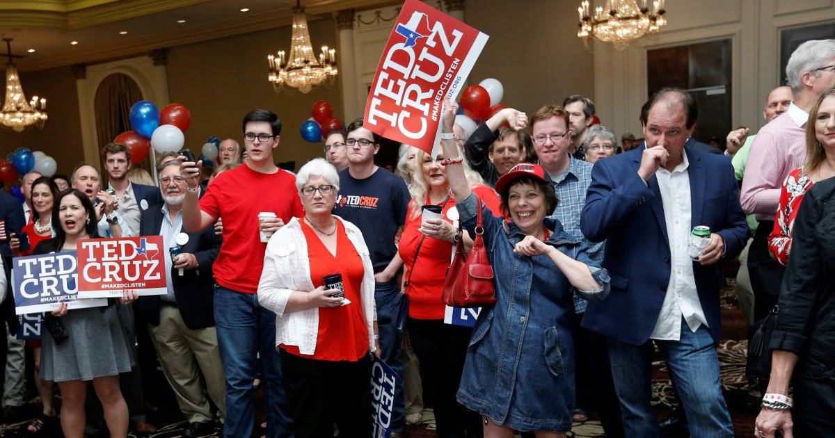 Midterm election results: Democrats win House, GOP holds ...