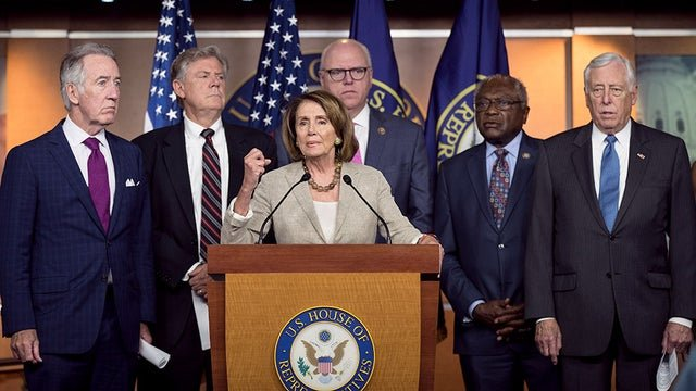 Poll: Half of voters want Democrats to control Congress ...