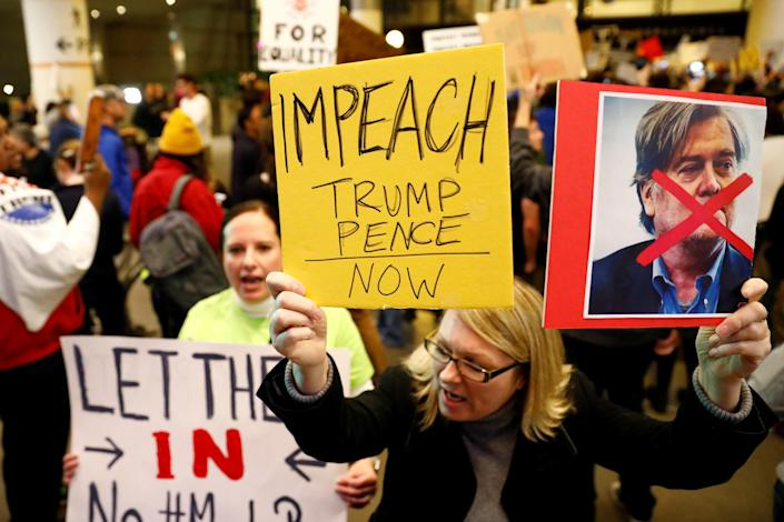 republicans warn trump could be impeached if democrats win