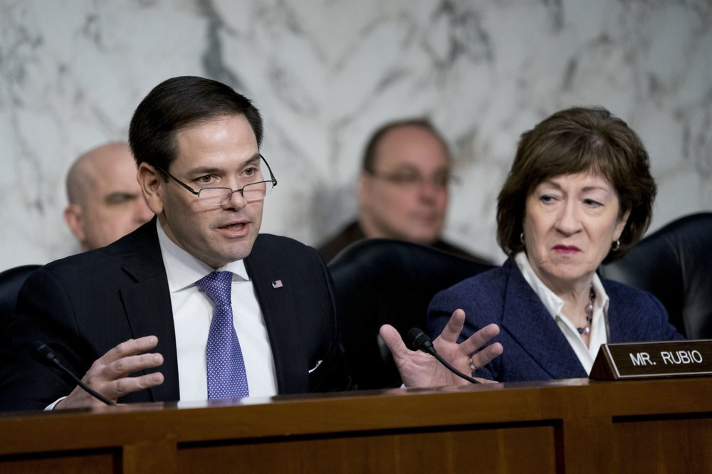 Sen. Rubio and other 2024 GOP Presidential candidates are ...