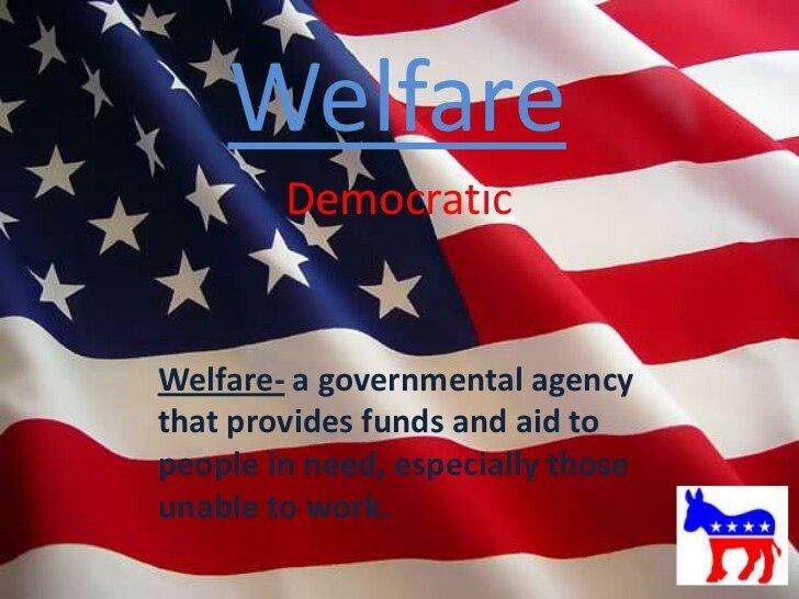 welfare democratic