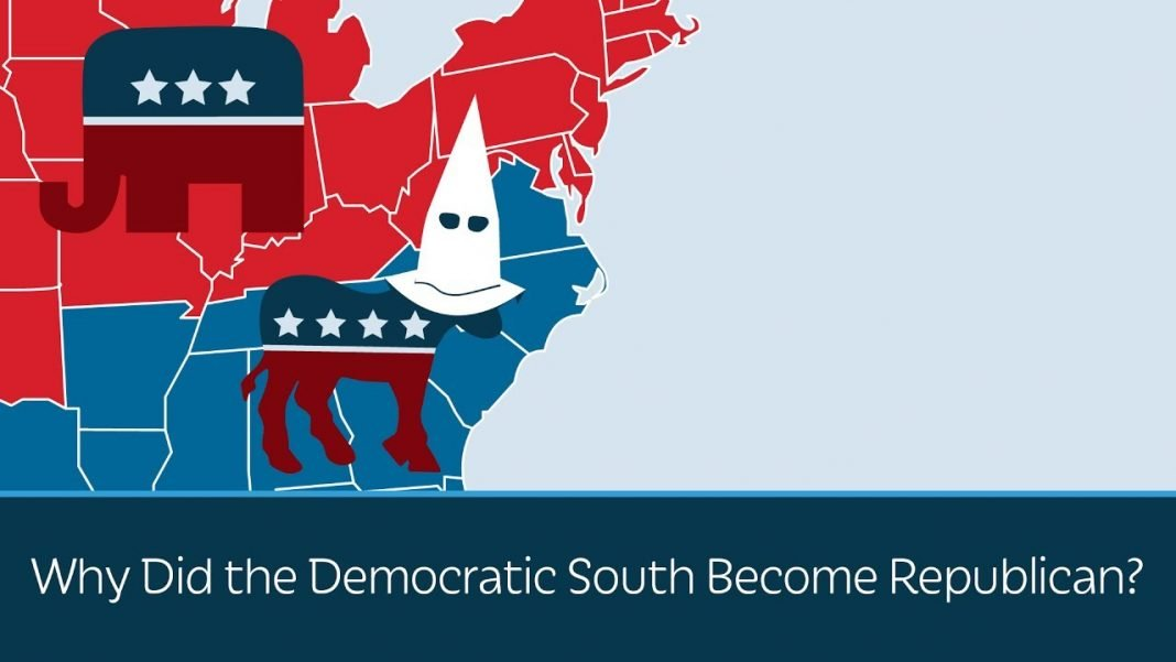why did the democratic south become republican youtube